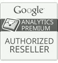 Google analytics premium authorized resekker