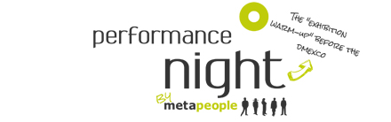 Performance Night event logo