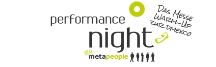 Performance Night logo