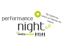 Performance Night by metapeople zur dmexco 2016: Registrierung startet am 1. August
