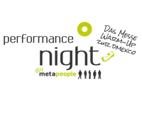 Performance Night by metapeople vor der dmexco 2016 in Köln