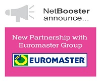 NetBooster partners with Euromaster to develop its European digital performance strategy
