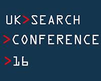 Ben Neville speaking at UK Search Conference 2016