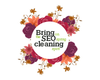 Bring on the SEO Spring Cleaning Spirit