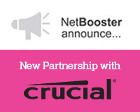 Crucial selects NetBooster to drive its global SEO strategy