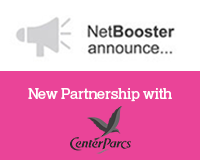 metapeople – part of NetBooster Group – secures a 12 month contract with Center Parcs