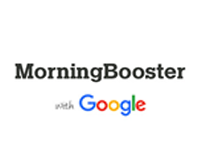 MorningBooster with Google