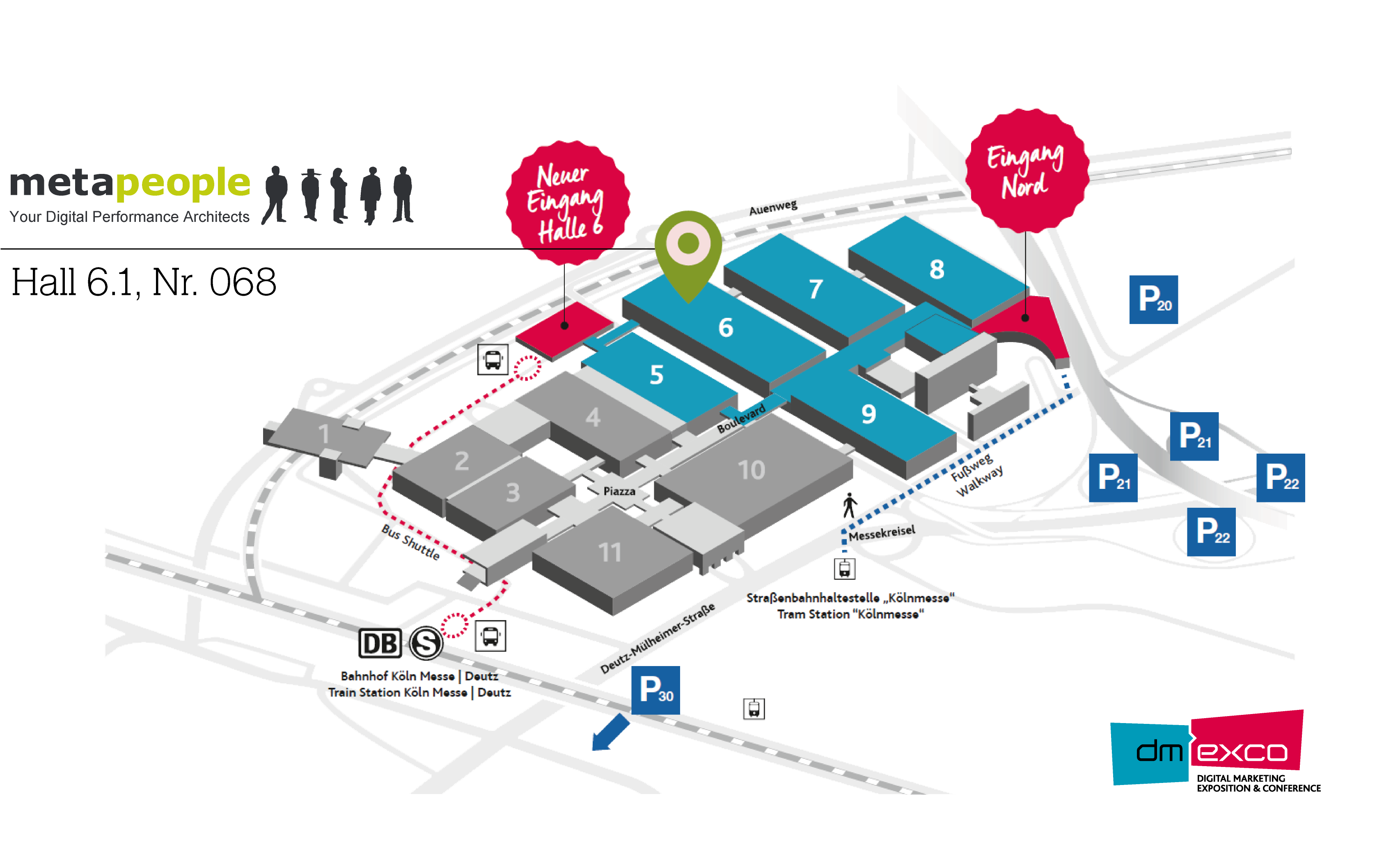 NetBooster Group takes part in dmexco 2016