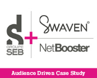 Groupe SEB and NetBooster facilitate customer experience with Swaven